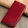 """Nokia Lumia 1520 оригинальный кожаный чехол книжка из НАТУРАЛЬНОЙ ТЕЛЯЧЬЕЙ КОЖИ противоударный """"ETINELLE"""", фото 4"""