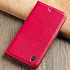 """Nokia Lumia 1520 оригинальный кожаный чехол книжка из НАТУРАЛЬНОЙ ТЕЛЯЧЬЕЙ КОЖИ противоударный """"ETINELLE"""", фото 7"""