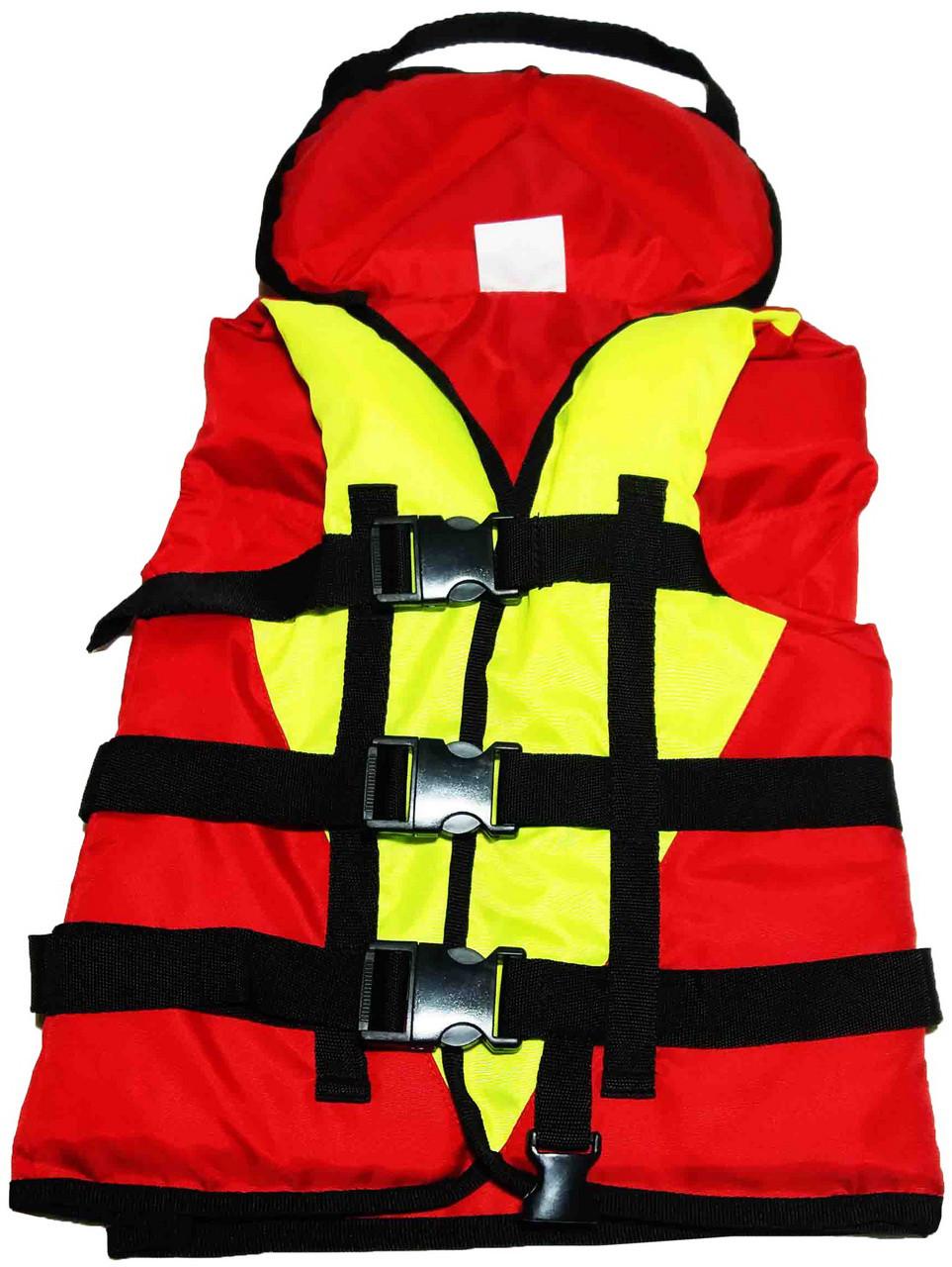 Страховочный жилет для плавания SZ-1030 (удерживаемый вес 10-30 кг)