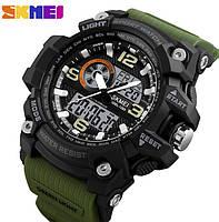 Спортивные военные мужские часы Skmei 1283 Disel