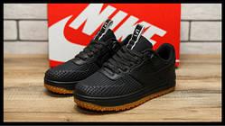 Кроссовки женские Nike LF1 10210 найк черные