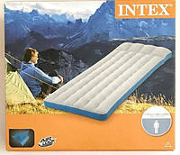 Матрас надувной кемпинговый 67998 (189х72х20см) Intex