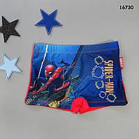 Плавки Spiderman для мальчика. 4 года
