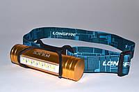 Фонарь светодиодный Police GL 811 power bank, usb, фото 1