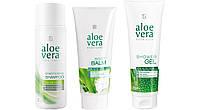 Набор для ухода за волосами и телом Aloe Vera