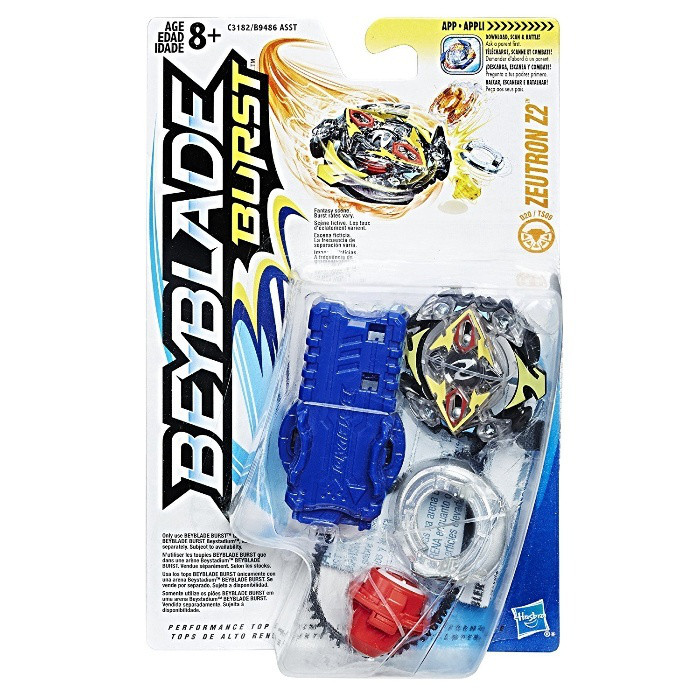 Бейблейд Zeutron Z2 Hasbro