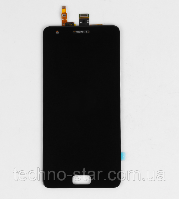 Оригинальный дисплей (модуль) + тачскрин (сенсор) для Lenovo Zuk Z2 (черный цвет)