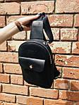 Мужская стильная сумка VS006 leather fleet , фото 2