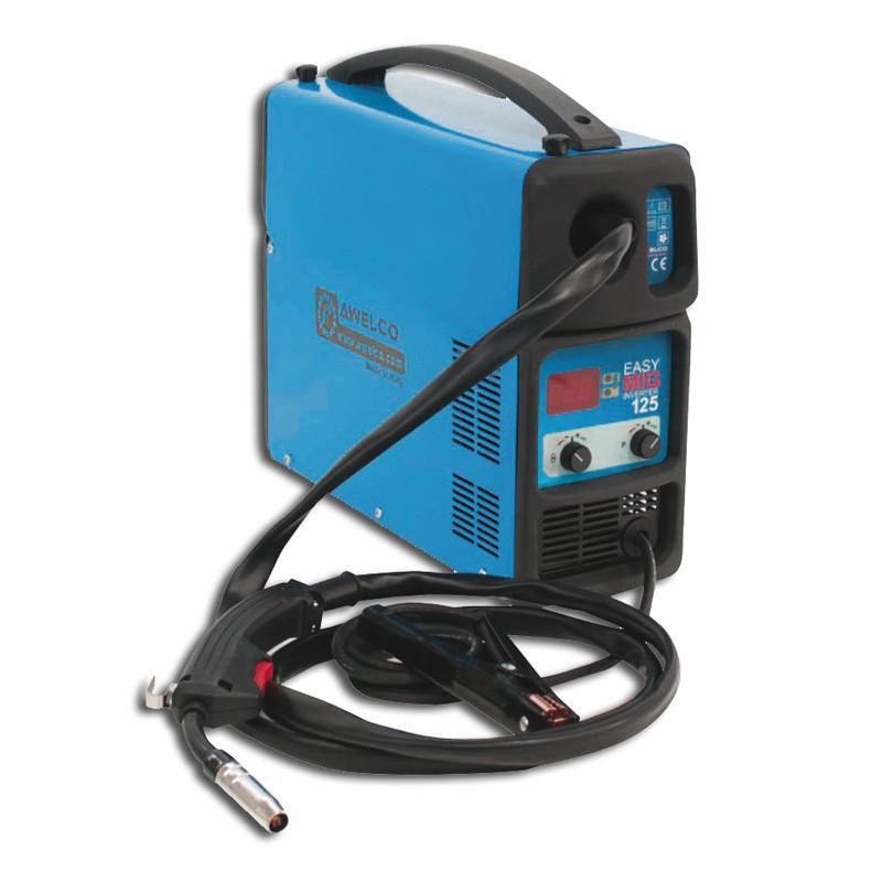 Однофазный инвертерный сварочныйаппарат EASYMIG 125 MIG-MAG-MOG AWELCO