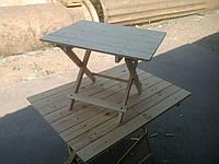 Стол раскладной для пикника длина 75см ширина 60 см, фото 1