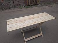 Стол раскладной для пикника длина 150см ширина 60 см, фото 1
