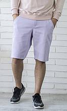 Летние мужские светлые шорты