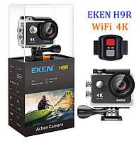 ЭКШН камера Eken H9R 4K WiFi Black, фото 1