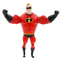 Интерактивная кукла мистер Невероятный. Суперсемейка 2 Mr. Incredible Light-Up Talking Action Figure - Incredi