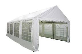 Шатер Садовый ТЕ-1818 Белый размер 4 х 8 метра (Time Eco TM)