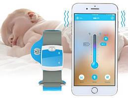 Термометр цифровой Bluetooth интеллектуальный Smart Fever Monitor (32° C - 42° C)