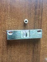 Балконная защелка на металлопластиковую дверь универсальная., фото 1