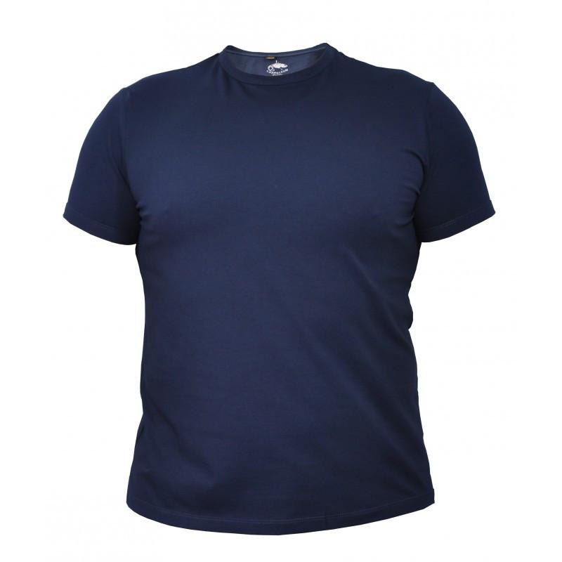 Футболка jersey з еластаном navy blue