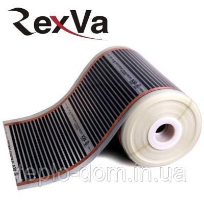 Инфракрасная плёнка повышенной мощности (400 Вт/м.кв) RexVa XM-305h (ширина 50 см)