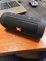 Портативная Bluetooth Колонка JBL Charge 2+ черная, беспроводная джбл