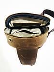 Мужская стильная сумка VS006 Crazy horse brown, фото 7