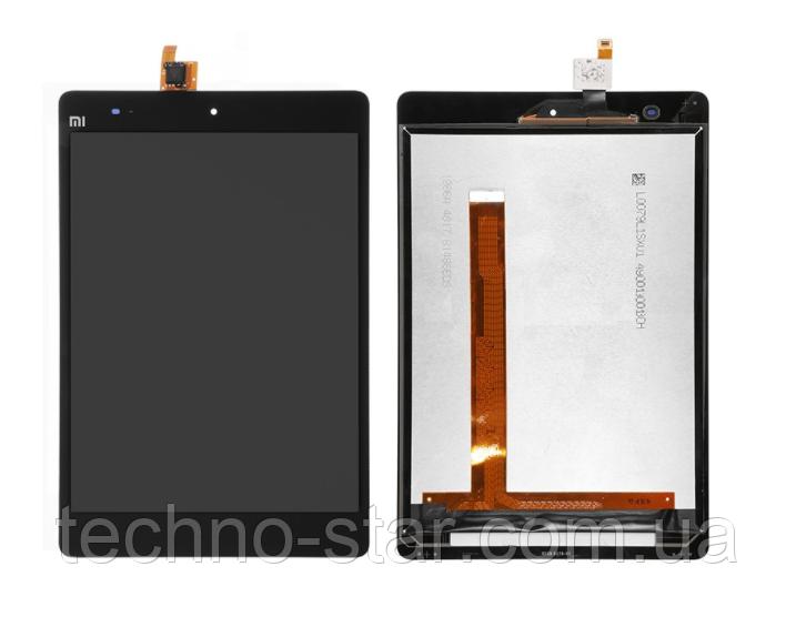 Оригинальный дисплей (модуль) + тачскрин (сенсор) для Xiaomi MiPad 1 (черный цвет)