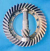 Шестерни главнаой передачи или главная пара Зил-157 Z-6*40. , фото 1
