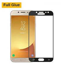 Защитное стекло OP 3D Full Glue для Samsung J330 J3 2017 черный