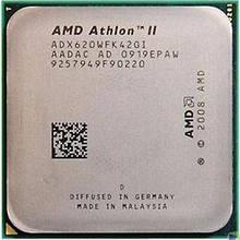Процессор AMD Athlon II X4 620 2.6GHz, 95W + термопаста GD900