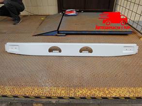 Бампер ГАЗЕЛЬ, ГАЗ 2705,  задний с 2-мя подножками не в сборе (пр-во ГАЗ). 2705-2804012-30. Ціна з ПДВ.