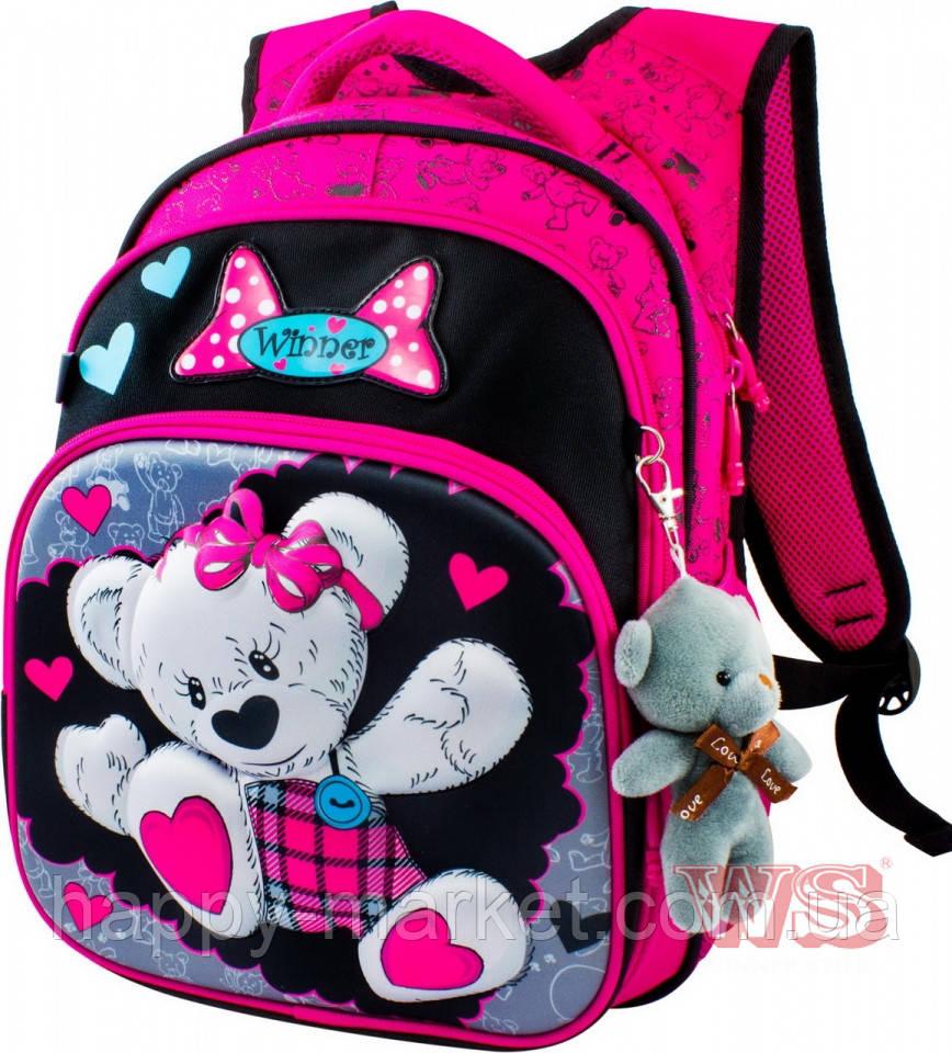 Рюкзак для девочек 8012 Winner