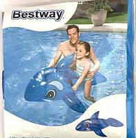 Плотик надувной 41036 дельфин 117х71см Bestway