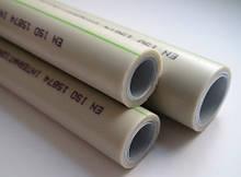 Труба полипропиленовая ASG-Plast Nano Ag pn20 Ø 25х4,2  композитна
