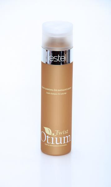 OTIUM WAVE TWIST - крем-шампунь для кудрявых волос