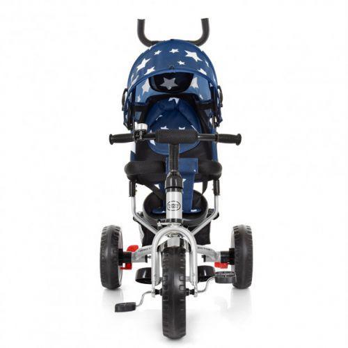 Трехколесный велосипед Turbo Trike M 3113A-S11 Blue Stars