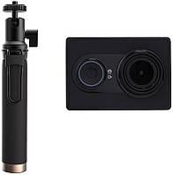 Экшн-камера YI Sport Black + Selfie Stick, фото 1