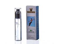 """Міні-чоловічий парфум """"Lacoste Essential sport pheromon (45 мл)"""