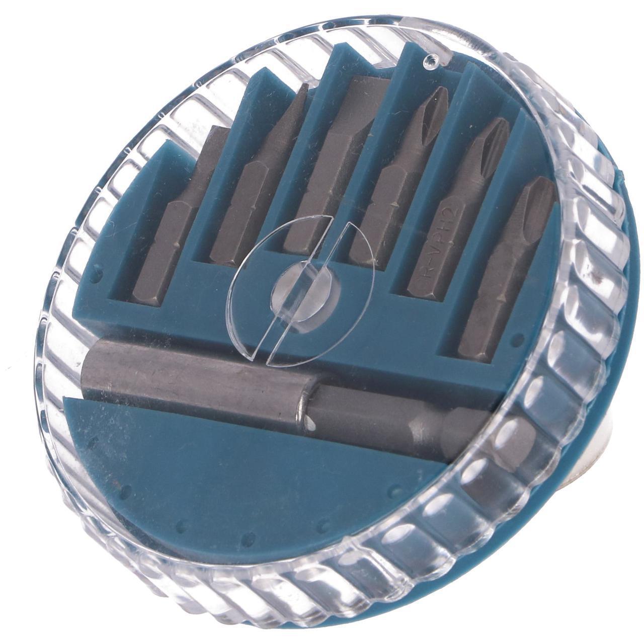 Набір насадок з магнітним тримачем 7 шт HIGO