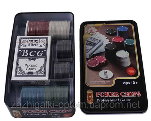 Покерный набор 100TX1