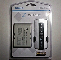 Выключатель дистанционный Z-LIGHT ZL0001-3 3-канала