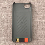 Чехол Lab.C +USB 8Gb для iPhone 5s/SE grey/orange (LABC-105-GO) EAN/UPC: 8809318756249, фото 3