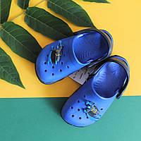 Детские двухцветные кроксы для мальчика оптом тм Виталия р. 20-31,5 1ade155c38c