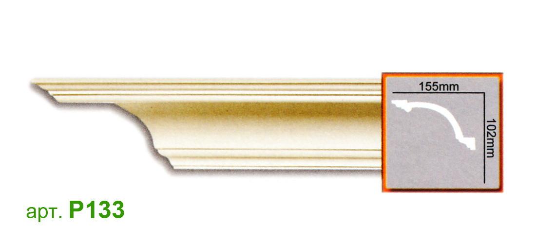 Карниз Gaudi P133 (102x155)мм