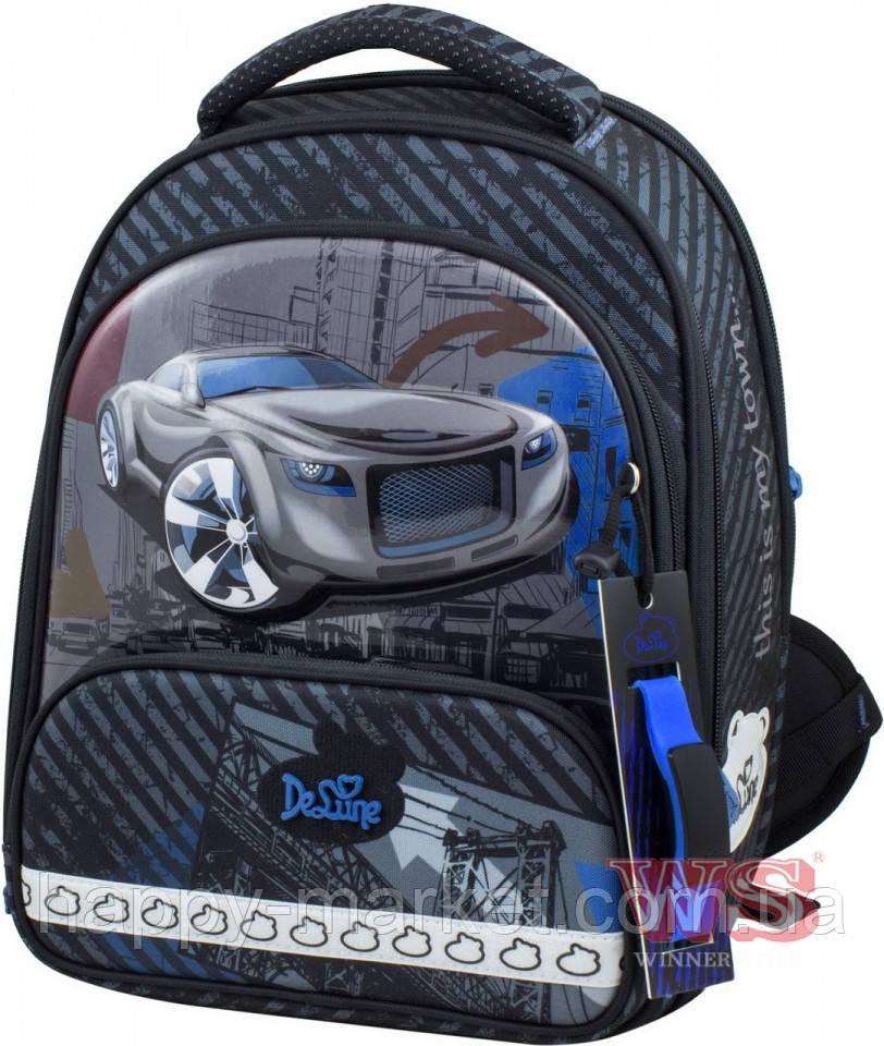 Ранец для мальчиков 9-119 DeLune