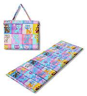 Коврик сумка трансформер Holiday на молнии (котята) (сумка килимок на блискавці)