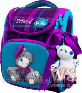 Ранец для девочек  3-144 DeLune, фото 2