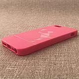 Накладка Nillkin TPU iPhone 5s/SE pink, фото 3