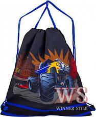 Ранец для мальчиков 3-152 DeLune, фото 3