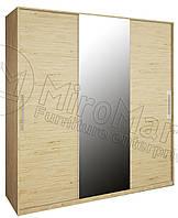 Шкаф-купе 2,0м с зеркалом Соната (Миро Марк/MiroMark) , фото 1