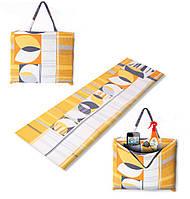 Коврик сумка трансформер Holiday на молнии (Голландия) (сумка килимок на блискавці)